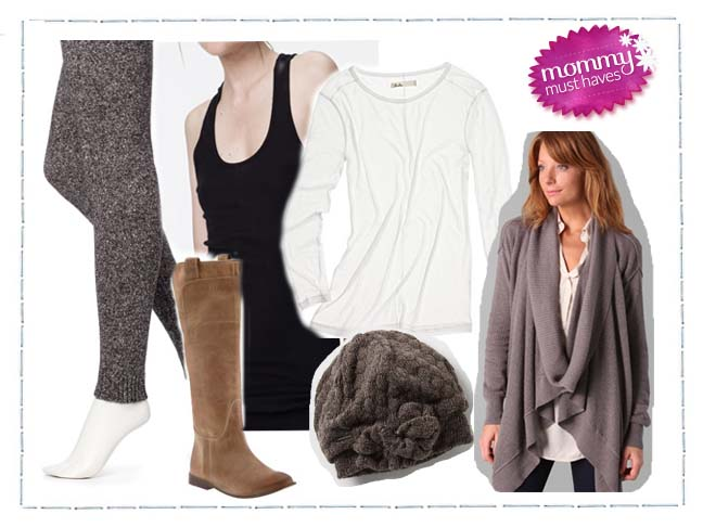 Mommy Must Haves: Cozy Winter Day