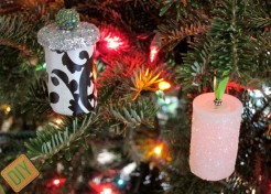 DIY: Film Canister Gift Box Ornament