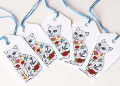 Etsy Find UK: Gift Tags