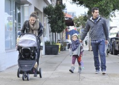 Photo Gallery: Celebrity Parents And Kids 12/20