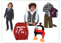 New Year's Eve Fashions For Boys