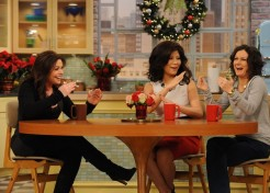 Celebrity Moms Sara Gilbert And Julie Chen Are Not New Year's Eve Party Girls