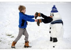 How to Build the Perfect Snowman + 31 Epic Snowman Designs