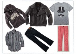 Boy's Style Trends 2012