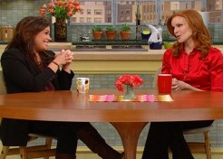 Marcia Cross Talks Twins And Career Sacrifices With Rachael Ray