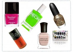 Nail Colors To Crave In 2012