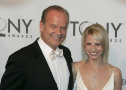 UPDATED: Kelsey Grammer And Kayte Walsh Are Expecting Twins