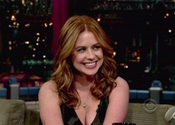 Jenna Fischer Marvels At Her New Family Unit