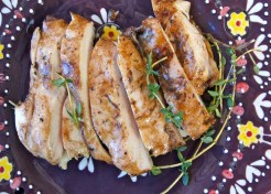 Balsamic Baked Chicken