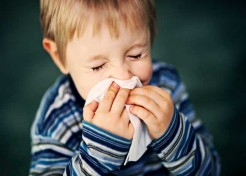 5 Tips for Cutting Down on Kid's Winter Colds