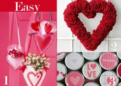 Easy, Easier And The Easiest Valentines To Make And Give