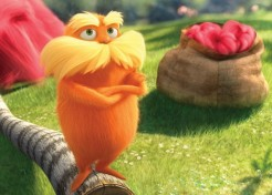 Our Interview With Danny DeVito On Lending His Voice Talent To 'The Lorax' – In Theaters March 2