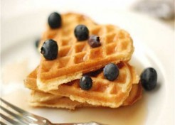 Sweet and Easy Cinnamon Waffles Recipe