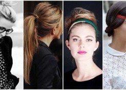 Spring Hairdos-Freshen Up Your Look