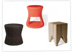 3 Eco Friendly Seating Accents