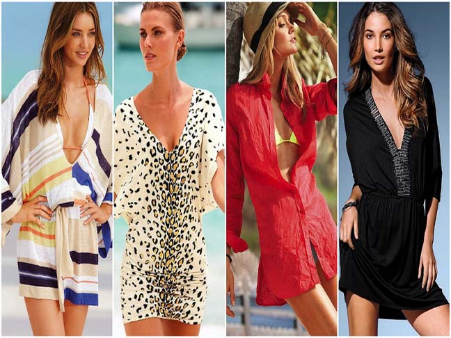 Gorgeous Swim Cover Ups