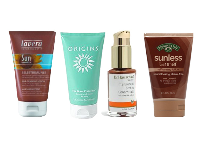 Self Tanners and Bronzers: Secret Sun-In-A-Bottle