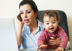 5 Stress Busters for Busy Moms