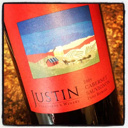 JUSTIN Vineyards 2009 Cabernet Sauvignon