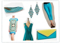 Turquoise Is Of The Moment