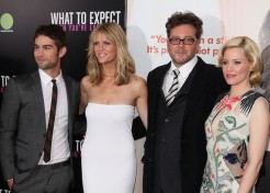 'What To Expect When You're Expecting' Premieres In NYC