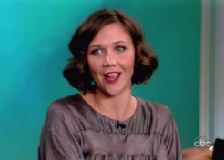Maggie Gyllenhaal Shares Her Worry Over Parenting Two Kids