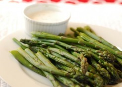 Asparagus and Ranch Dip