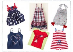 Americana Style For Girls