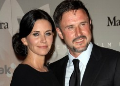 David Arquette Officially Files For Divorce From Courteney Cox