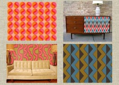 Etsy Find: Removable Wall Tiles