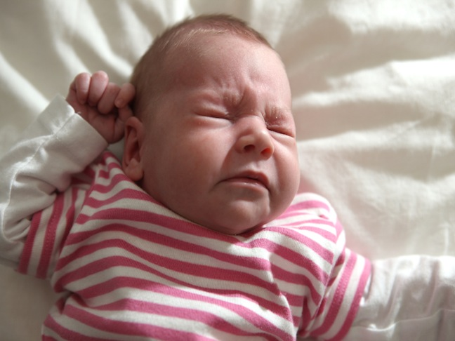 How To Cope With Baby's First Cold
