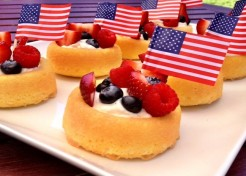 Star Spangled Shortcakes