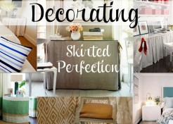 Decorating: Skirted Perfection