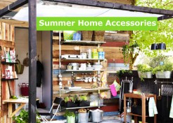 Summer Home Accessories