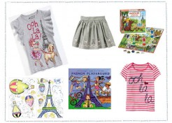 Little Girl Style In Paris…Ooh La La