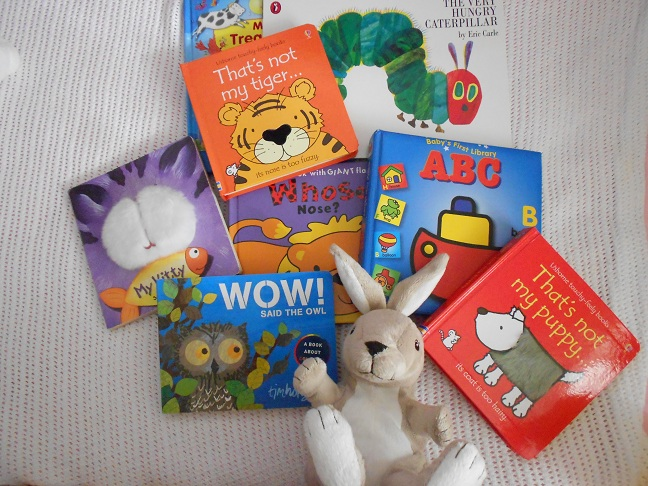 Encouraging Your Baby's Love Of Books