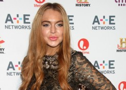 Lindsay Lohan Officially A Suspect In Another Jewelry Theft