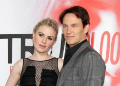 'True Blood' Stars Anna Paquin And Stephen Moyer Welcome Twins
