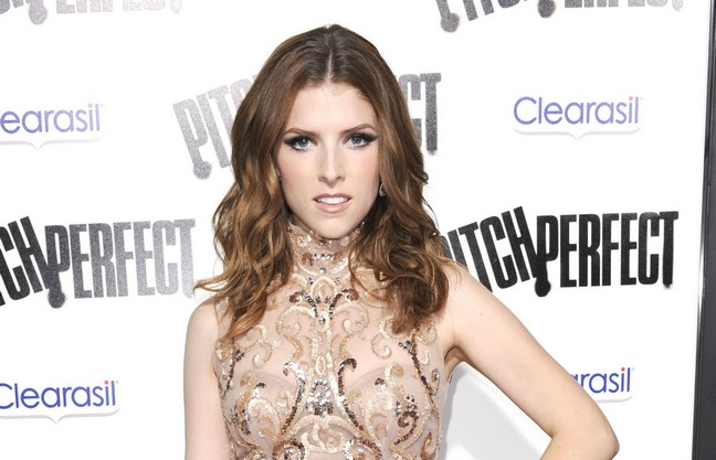 Pitch Perfect Premiere Red Carpet Photos Anna