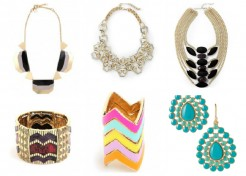 Items Under $35: Statement Jewelry