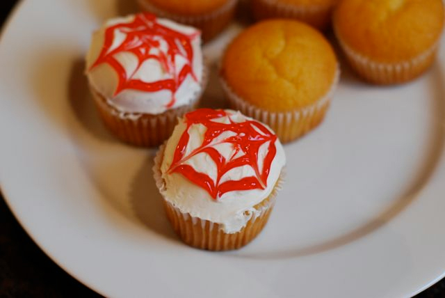 Mini Pumpkin Cupcakes Recipe