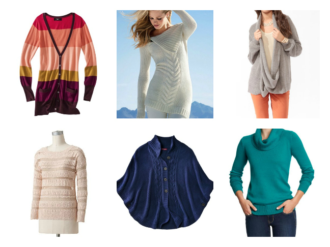 Sweaters Under 35 Dollars
