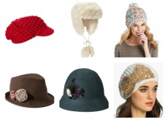 Under $35: The Cutest Hats of the Season