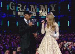 2013 Grammy Award Nominations Announced; Justin Bieber's Manager Angry