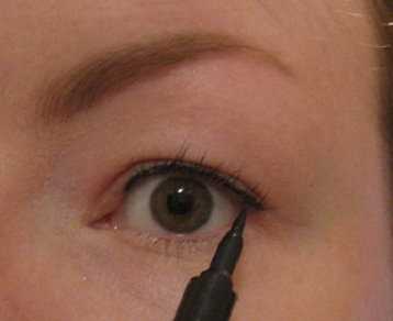 Smokey Eye Makeup DIY - Step 2