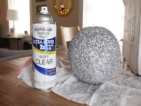 NYE Ball DIY - Step 4