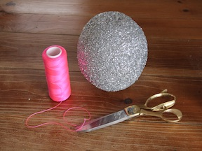 NYE Ball DIY - Step 5