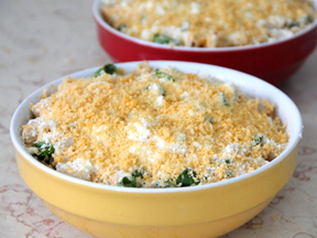 Swiss Chard Sweet Potato Mac 'n Cheese Recipe - Step 10