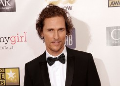 Matthew McConaughey Only Has Time For Acting And Fatherhood