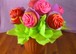 Cupcake Bouquet Recipe